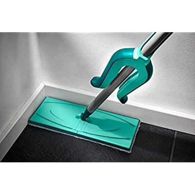 Leifheit Picobello XL Micro Duo Wiper, for All Floors, Wiping Width 33 cm, 56553: Home & Kitchen
