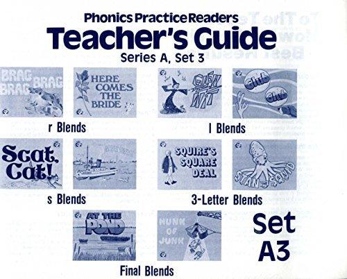 Phonics Practice Readers - Phonics Practice Readers Series A, Set 3