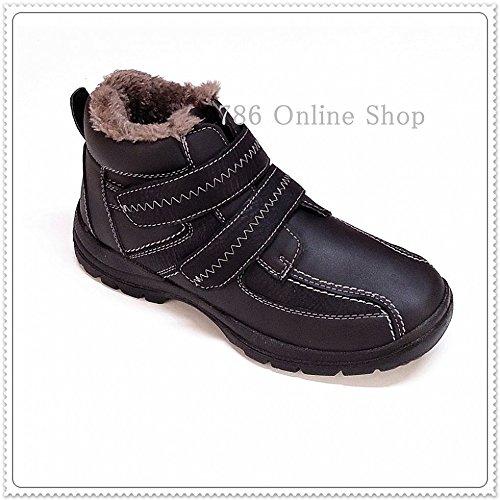 Neu winterstiefel Schuhe Größe Boots Herren winterschuhe Schuhe 40 46 92B Schwarz stiefel vxIRwpqC
