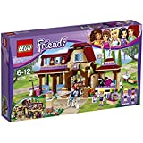 LEGO - Friends - Le club d'équitation de Heartlake City - 41126 - Jeu de Construction