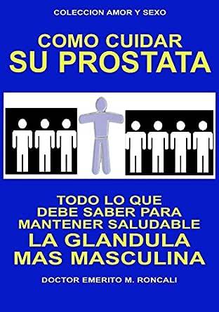 prostata en inglese