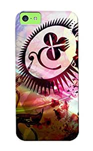 Storydnrmue Snap On Hard Case Cover Graffiti Protector For Iphone 5c