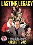 Lasting Legacy: A Tribute to Jim Cornette | Speakers Include: Jim Cornette, Harley Race, Dan Severn, Ted DiBiase, Rock N Roll Express, Midnight Express, Tom Prichard | Pro Wrestling DVD