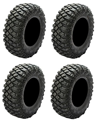 Full set of Pro Armor Crawler XR (8ply) 28x10-14 ATV Tires (4)