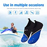 YALOX Water Shoes Swim Shoes Water Socks Women's