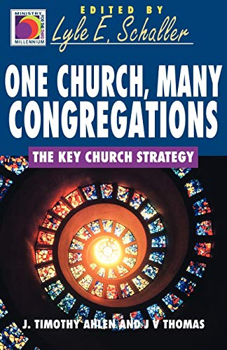 One Church, Many Congregations: The Key Church Strategy (Ministry for the Third Millennium Series)