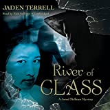 img - for River of Glass: Library Edition (Jared Mckean Mysteries) book / textbook / text book