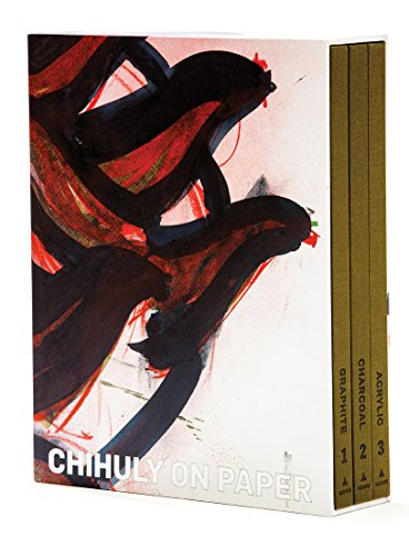 Chihuly on Paper by Harry N. Abrams