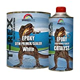 Epoxy Fast Dry 2.1 Low voc DTM Primer & Sealer White Gallon Kit