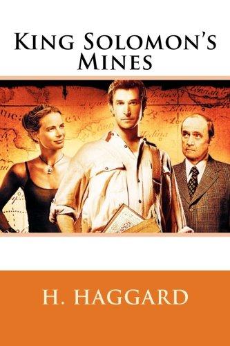 Read Online King Solomon's Mines pdf