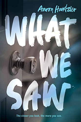 What We Saw cover