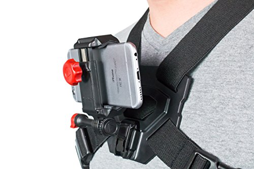 best cheap 5727a dfc89 iPhone 6 & 6 Plus Chest Mount Strap for Action POV Videos - Import It All