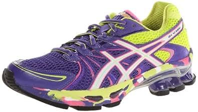 ASICS Women's GEL-Sendai Running Shoe,Purple/White/Silver,6 M US