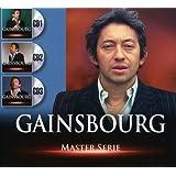 Coffret 3 CD : Master Série : Serge Gainsbourg