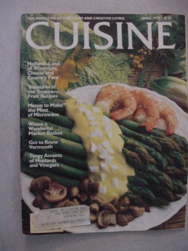 Cuisine Magaznie April 1979 Vol 8 No 3