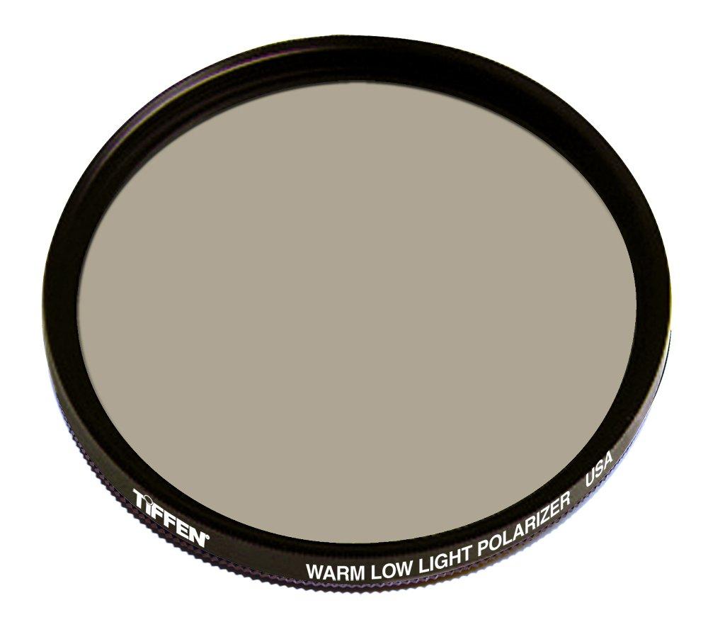 Tiffen 67WLLPOL 67mm Warm Low Light Polarizer Filter