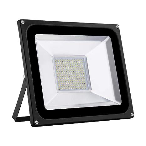 FreedomT Luz De Inundación De 100W, Focos Led Exterior Focos LED ...