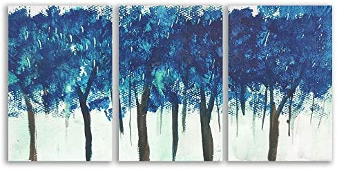 3 Panel Chromatic Painting Wall Bedroom Living House x 3 Panels