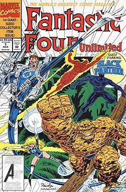 Fantastic Four Unlimited, Edition# 1