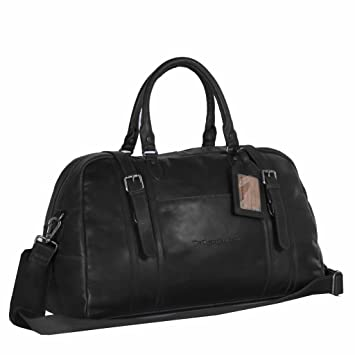 William Reisetasche schwarz 53 cm The Chesterfield Brand