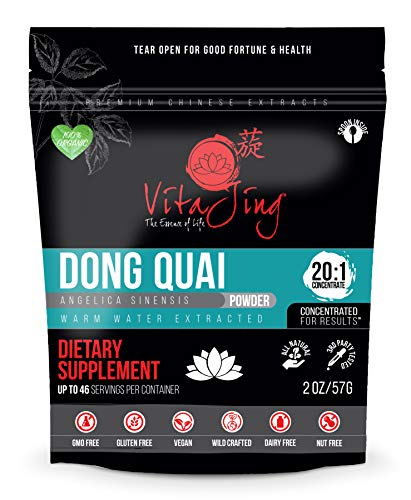 Dong Quai (Female Ginseng) Extract Powder (2oz-57gm) | 20:1 Concentration ()