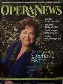 Opera News, Apr. 2007, Vol. 71, No. 10 [single issue