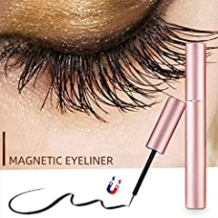 Attention: Please be sure to follow the directions to ensure that the eyeliner works as intended. Shaking the bottle and applying 2 - 3 THICK layers will help ensure that your eyelashes adhere correctly. HOW TO USE:  1.Shake bottle well and a...