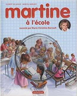 Martine Livres Cd Martine A L Ecole Livre Cd French