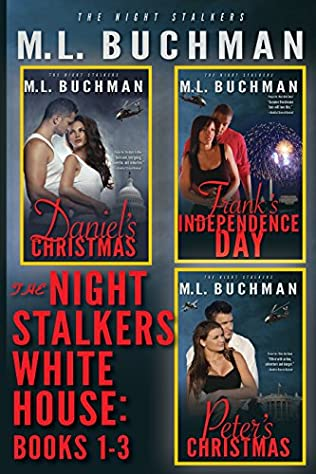 book cover of The Night Stalkers White House Books 1-3