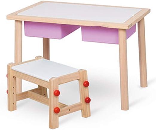 Juegos de mesas y sillas Mesa para Niños Mesa De Juegos ...