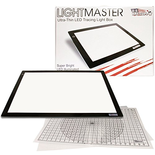 US ART SUPPLY Lightmaster 32.5