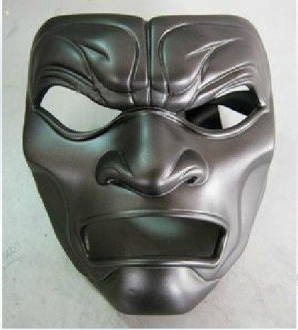 Scary Immortal Face Mask Helmet Props for Halloween -