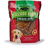 Hillside Farms Chicken Jerky Premium Dog Treats, 32-Ounce
