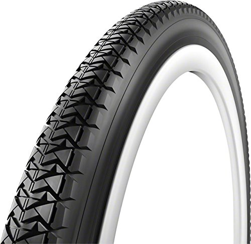 Slick Tires Bicycle (Vittoria Evolution II Asphalt Wire Bead Mountain Bicycle Tire (Black - 26 x 1.9))