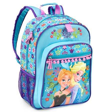 Disney Frozen Anna Backpack Girls