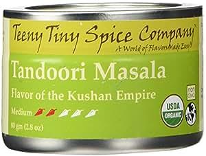 Teeny Tiny Spice Co. of Vermont Organic Tandoori Masala, 2.8 Oz