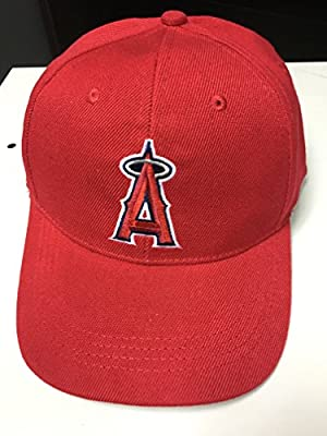 MLB Los Angeles Angels Adjustable Baseball Cap from Outdoor Cap Co