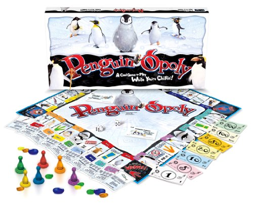 Late for the Sky Penguin-Opoly from Late for the Sky