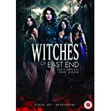 Witches of East End Series 1 (DVD - 2013) NON-USA FORMAT, PAL, Reg.2 Import - United Kingdom