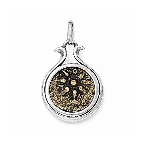 top-10-jewelry-gift-sterling-silver-bronze-antiqued-widows-mite-coin-pendant