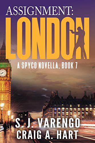 Assignment: London (A SpyCo Novella Book 7)