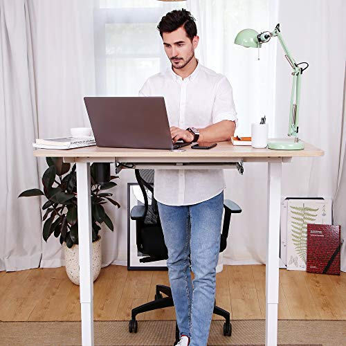Take 15% off an electric adjustable standing desk
