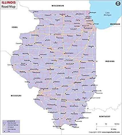 Illinois Road Map Detailed on illinois state road map, illinois atlas map of united states, illinois road atlas, tasmania map detailed, illinois map with counties, illinois road map wisconsin, illinois highway map, illinois county political map, illinois road map rand mcnally,