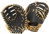 "Mizuno World Win Series GXF75 12.5"" First Base Mitt (Right-Handed Throw)"