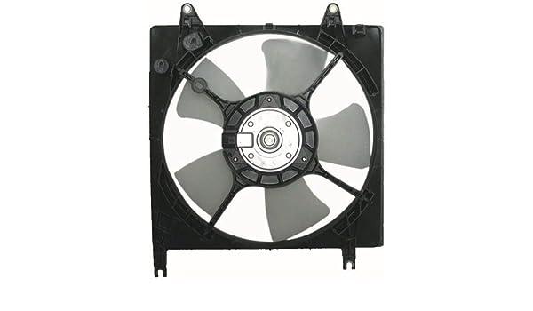 Depo 314-55011-100 Radiator Fan Assembly