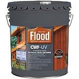 FLOOD/PPG ARCHITECTURAL FIN FLD421-05 REDWood VOC Wood Finish, 5 gallon
