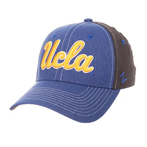 ZHATS NCAA UCLA Bruins Men's Dusk Hat, Medium/Large, Team Color/Dark Grey ()