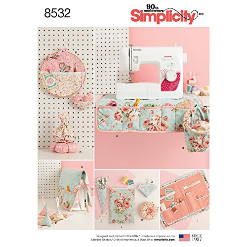 Simplicity Creative Patterns US8532OS Sewing Pattern Crafts, One Size (One Size)