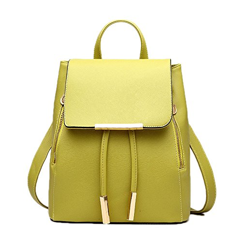Green School Casual Bag Shoulder Tote Handbag Preppy Catkit Style Girls Womens Backpack nPxq0zzw6