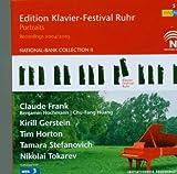 Frank/ Gerstein/ Horton/ Stefanovich/ Tokarev Portraits Klavier-Festival Ruhr Other Solo Instrum.